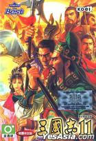 History of the Three Kingdoms 11 (Tecmo Koei The Best) (Traditional Chinese Version)