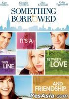 Something Borrowed (2011) (DVD) (Hong Kong Version)