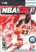 NBA 2K11 (英文版) (DVD 版)