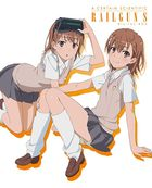 A Certain Scientific Railgun S (Blu-ray) (First Press Limited Edition)(Japan Version)