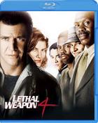 Lethal Weapon 4 (Blu-ray) (Japan Version)