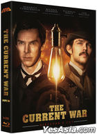 The Current War (Blu-ray) (Director's Cut First Press Limited Edition) (Korea Version)