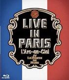 LIVE IN PARIS [BLU-RAY](Japan Version)