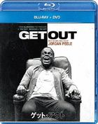 Get Out (Blu-ray + DVD) (Japan Version)