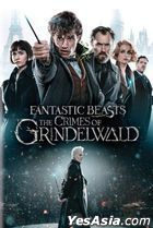 Fantastic Beasts: The Crimes of Grindelwald (2018) (DVD) (US Version)