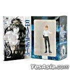 死亡笔记 2 (DVD) (动画版原创夜神月模型特别版) (香港版)