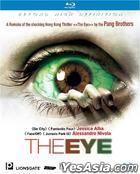 The Eye (Blu-ray) (Hong Kong Version)