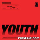 DKB Mini Album Vol. 1 - Youth + Poster in Tube