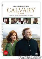 Calvary (DVD) (Korea Version)