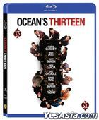 Ocean's Thirteen (2007) (Blu-ray) (Hong Kong Version)