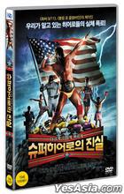 Bigger Stronger Faster (DVD) (Korea Version)