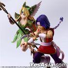 Sacred Sword Legend 3 Trials of Mana : Bring Arts Hawkeye & Riesz