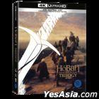 Hobbit Trilogy (4K Ultra HD Blu-ray) (6-Disc) (Korea Version)