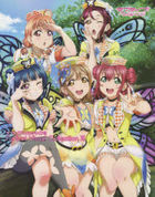 Love Live! Sunshine!! Perfect Visual Collection 3