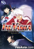 Inuyasha (DVD) (Second Season Set: Ep.28-54) (US Version)