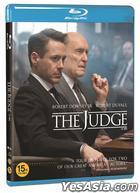 The Judge (2014) (Blu-ray) (Korea Version)