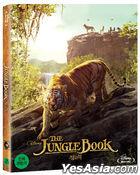 The Jungle Book (2D Blu-ray) (Korea Version)