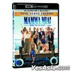 Mamma Mia! Here We Go Again (4K Ultra HD + Blu-ray) (2-Disc) (Korea Version)