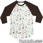 Super Junior Graffiti T Shirt - Brown