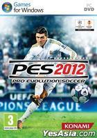Pro Evolution Soccer 2012 (英文版) (DVD 版)