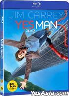 Yes Man (Blu-ray) (Korea Version)