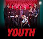 Youth - 1st Mini Album in Japan  (ALBUM+DVD) (Japan Version)