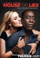House Of Lies (DVD) (The Fourth Season) (US Version)