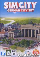 SimCity: German city Set (PC Download Code) (英文版)