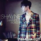 Shayne 2nd Mini Album - Shayne's New World