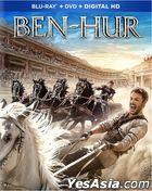 Ben-Hur (2016) (Blu-ray + DVD + Digital HD) (US Version)