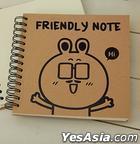 Majo & Sady - Friendly Notebook (Majo)