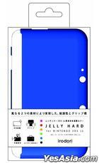 3DS LL Jelly Hard (蓝色) (日本版)