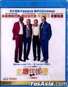 Last Vegas (2013) (Blu-ray) (Hong Kong Version)