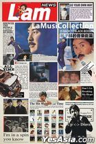 Poster - LaMusiCollection 25 Back To Black Boxset