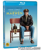 Welcome to Marwen (Blu-ray) (Korea Version)