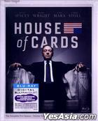 House Of Cards (2013) (Blu-ray + UltraViolet) (The Complete First Season) (US Version)