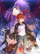 Fate/stay night [Heaven's Feel] I. presage flower (Blu-ray) (Limited Edition) (English Subtitled) (Japan Version)