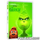 The Grinch (2018) (DVD) (Korea Version)