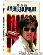 American Made (DVD) (Korea Version)