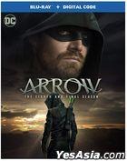Arrow (Blu-ray) (Ep. 1-10) (Eighth And Final Season) (US Version)