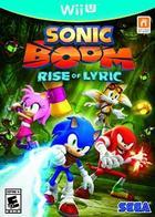 Sonic Boom Rise of Lyric (Wii U) (US Version)