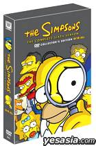 Simpsons Season 6 Boxset (Korean Version)
