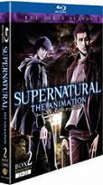 Supernatural The Animation: First Season Collector's Box 2 (Episodes 13-22) (Blu-ray) (English Dubbed & Subtitled) (Japan Version)