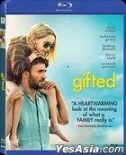 Gifted (2017) (Blu-ray) (Hong Kong Version)