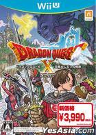 Dragon Quest X Mezameshi Itsutsu no Shuzoku Online (Wii U) (Bargain Edition) (Japan Version)