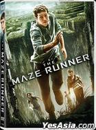 The Maze Runner (2014) (DVD) (Hong Kong Version)