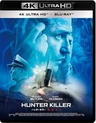 Hunter Killer (4K Ultra HD + Blu-ray) (Japan Version)