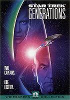 Star Trek: Generations (DVD) (Japan Version)