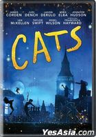 Cats (2019) (DVD) (US Version)