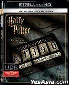 Harry Potter And Prisoner Of Azkaban (2004) (4K Ultra HD + Blu-ray) (Hong Kong Version)